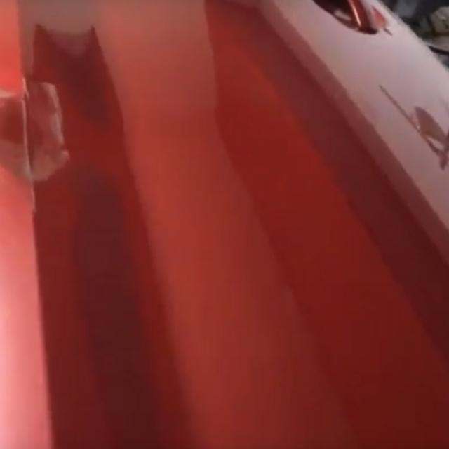 Ремонт двери Volkswagen
