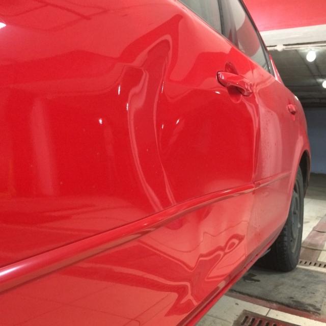 Автомобиль Mazda 3