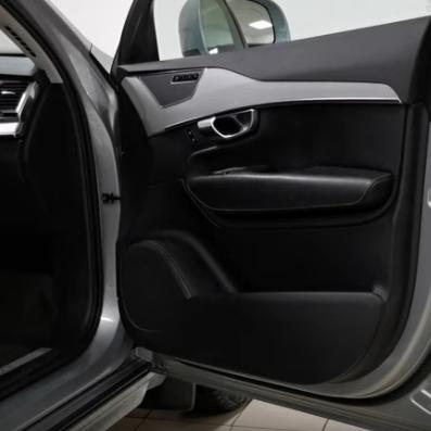 Ремонт вмятин без покраски в Москве снятие обшивки с автомобиля Volvo
