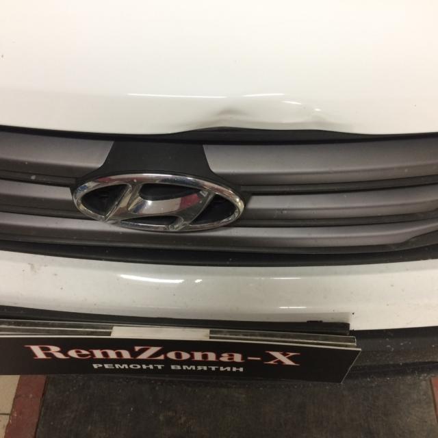 Автомобиль Hyundai Creta